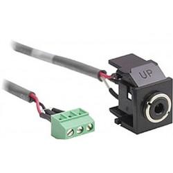 Altinex - CM11305 - Altinex CM11305 3.5mm Stereo Audio Mini Jack Snap-In