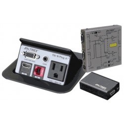 Altinex - SP300100 - Altinex SP300100 Tilt 'N Plug Jr. Hybrid with Auto-Switching Kit