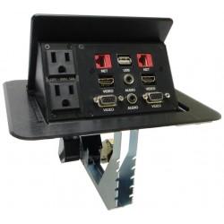 Altinex - TNP528 - Altinex TNP528 Altinex TNP528 Configured Full Size Tilt 'N Plug, UL & c-UL Listed