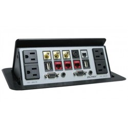 Altinex - TNP602 - Altinex TNP602 Large Tabletop Box with 14 Connections & 4 AC