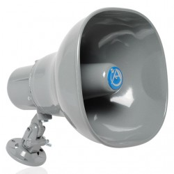 Atlas Soundolier - AP15TUUSA - Atlas IED Emergency Horn Loudspeaker With 15-Watt 25V/70V Transformer Meets Buy America Requirements