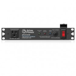 Atlas Soundolier - APS15HR - Atlas IED 15A Half Width Rack Power Conditioner