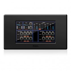 Atlas Soundolier - BBWPTOUCH7W - Atlas IED Bluebridge 7in Touch Panel Wall Controller