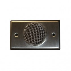 Audix - GS1W - Audix Microphones Flush Mount Wall Cardioid Microphone