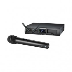 Audio Technica - ATW1302 - Audio-Technica System 10 PRO ATW-1302 Rack-Mount Digital Wireless Handheld Microphone System