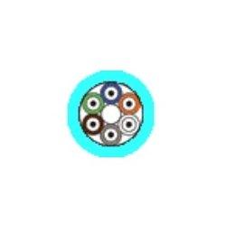 Belden / CDT - B9C014 - Belden B9C014 Plenum Breakout Series, UL OFNP/CSA FT6, Multimode OM3, 50 m, 4 Fibers