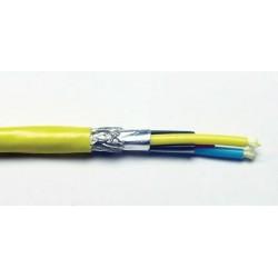 Belden / CDT - M96920 - Belden M96920 Plenum Single Mode 4 x 20 AWG Fiber Cable