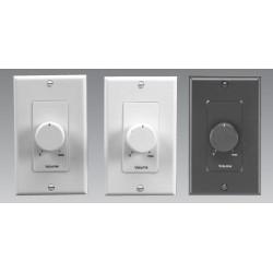 Lowell - 10015LVCDB - Lowell 10015LVCD 100W Decora-Style Plastic Volume Control Attenuators, 1.5dB / 13.5dB