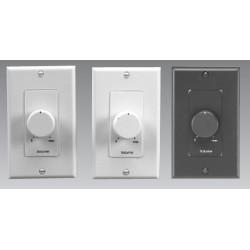 Lowell - 10015LVCDSW - Lowell 100 Watt Decora-Style Stainless/Plastic Volume Control Attenuators