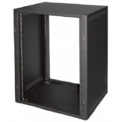 Lowell - LDRF1418 - Lowell LDRF Desk Rack with Fixed-Rails (18in Depth)