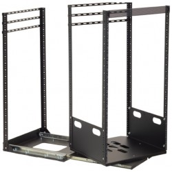 Lowell - LPTR21619 - Lowell LPTR2 Pull and Turn Rack 19in Depth with 2 Slides
