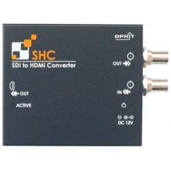 Ophit - SHC - Ophit SHC SDI to HDMI Converter