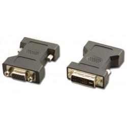 Pan Pacific - ADDVIMVGAF - Pan Pacific ADDVIMVGAF Analog DVI Male to VGA Female Adaptor