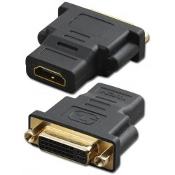 Pan Pacific - Adhdifdvif - Pan Pacific Adhdifdvif Hdmi Female To Dvi Female Adaptor