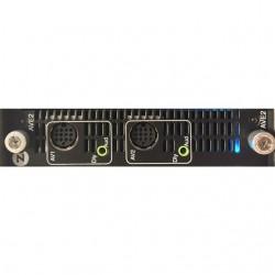 ZeeVee - 3KAVE2IH - ZeeVee Video Encoder - Functions: Video Encoding - QAM - MPEG-2