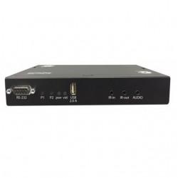 ZeeVee - Z4KDECC1U-NA - ZeeVee Video Decoder - 1920 x 1080 - Network (RJ-45) - USB - 1 Pack