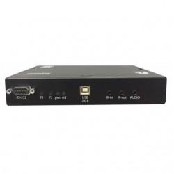 ZeeVee - Z4KENCC1U-NA - ZeeVee ZyPer4K Video Encoder - Functions: Video Encoding - 1920 x 1080 - Network (RJ-45) - USB - 1 Pack - External