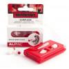 ASTI (Adaptive Sound Technologies) - 11121310 - Alpine WorkSafe Reusable Work & Hobby Ear Plugs (NRR 16)