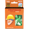 Flents / Apothecary Products - 68051 - PROTECHS Work Foam Ear Plugs (NRR 33) (8 Pairs)