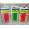 Flents / Apothecary Products - C265 - Kids' Seal-Rite Moldable Silicone Ear Plugs (NRR 21) (6 Pairs + Case)