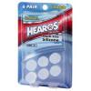 ASTI (Adaptive Sound Technologies) - 5064 - Hearos 5064 Multi-Use Silicone Series Ear Plugs (NRR 21) (6 Pairs)