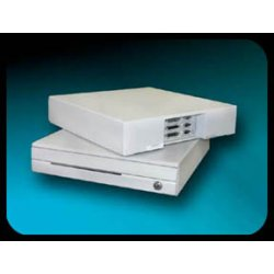 Logic Controls - CR3003-GY - Dk Gry C/drwr, Usb I/f, Prgmble Sec Code, No Xtrnal P/s Req