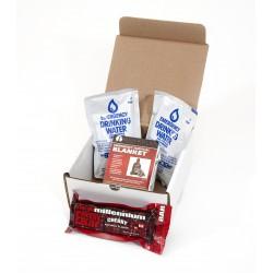 Guardian Survival Gear - BK1D - 1 Day Box Survival Kit
