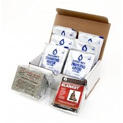 Guardian Survival Gear - BK3D - 3 Day Box Survival Kit