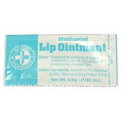 Guardian Survival Gear - FALO CS - 100 Lip Ointment Packets