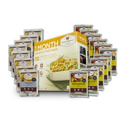 Guardian Survival Gear - FS112 - NEW 1 Month Emergency Food Supply for 1 Person