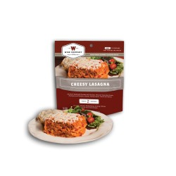 Guardian Survival Gear - FSLA6 - NEW Cheesy Lasagna Cook in the Pouch - 6 PACK