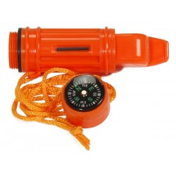 Guardian Survival Gear - LCW5 - 5-in-1 Survival Whistle