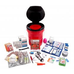 Guardian Survival Gear - OK2P - 2 Person Bucket Survival Kit