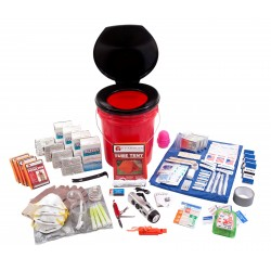 Guardian Survival Gear - OK4P - 4 Person Bucket Survival Kit