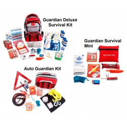 Guardian Survival Gear - PPK1 - Preparedness Package 1 (SKXK, SKAK, SKMK)