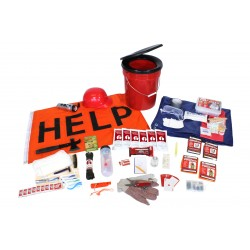 Guardian Survival Gear - SKQK - Earthquake Emergency Kit