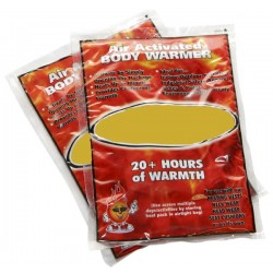 Guardian Survival Gear - SWUH - 16 Hour Body Warmers