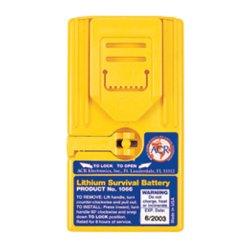ACR Electronics - 1066 - ACR Electronics Lithium Survival Battery - Lithium (Li)