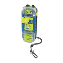 ACR Electronics - 2884 - PLB, AqualinkView, GPS/Strobe/Disp./32hr