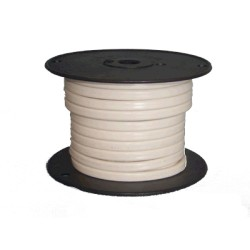 Almo Wire & Cable - 122100 - 12/2 Flat Boat Cable, 100' Spool