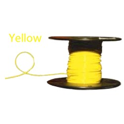 Almo Wire & Cable - 2100Y - #2 Yellow Boat Cable, 100' Spool