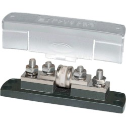 Blue Sea Systems - 5502 - Fuse Block, Class T, 225-400A, w/ Cover