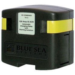 Blue Sea Systems - 7610 - 12/24VDC Automatic Charging Relay