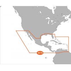 C-Map - NA-M027-C - MAX Wide, Cent. Amer. & Carib., C-Card