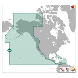 C-Map - NA-M035-C - MAX Mega, No.+Cen. Amer.-Pacific, C-Card