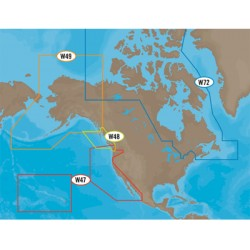 C-Map - NA-M028-SD - MAX Wide, Alaska, SD