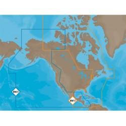 C-Map - NA-M033-SD - MAX Mega, Atlantic, Gulf, Carib., SD