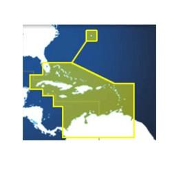 Furuno - MM3-3V-8G0 - MM3 Chart, Bahamas, Carib, Bermuda