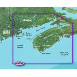 Garmin - 010-C0690-00 - g2 Vsn SD VCA004R Bay of Fundy