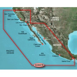 Garmin - 010-C0722-00 - g2 Vsn SD VUS021R California-Mexico